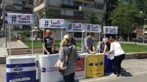 Nova stranka: Vračarci digli glas protiv vlasti koja je građanima ukrala opštinu
