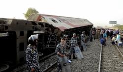 Nova železnička nesreća u Egiptu, povredjeno oko 100 ljudi