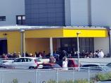 Nova zgrada KC Niš ponovo otvorena za sve pacijente, gužve na ulazu zbog trijaže [video]