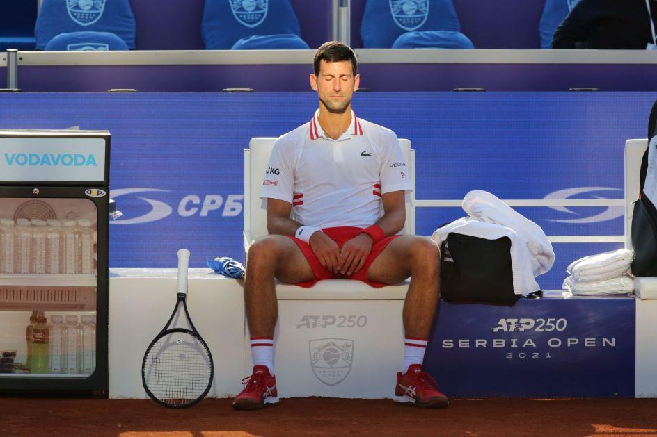 Novak Đoković je majstor duboke koncentracije koga vodi izazov i usmerenost na cilj