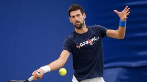 Novak Đoković o pružanju šanse domaćim teniserima