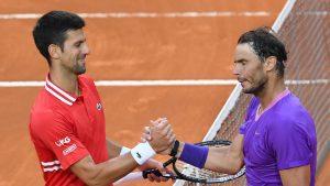 Novak Đoković žali za izgubljenom titulom u Rimu, ali hvali svoj napredak na šljaci