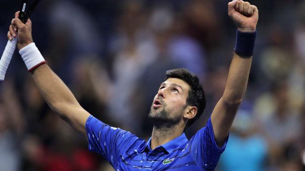 Novak: Igrao sam ceo meč bez bola, to je najvažnije