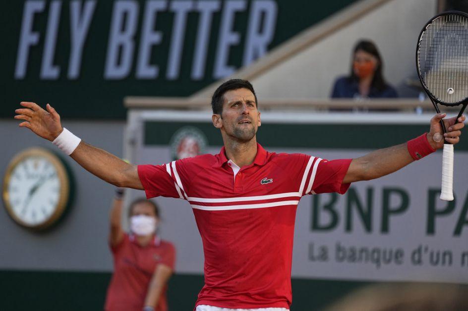 Novak pevao himnu, pa pozdravio Srbiju: Hvala vam! Ispunjenje sna - neverovatno šta sam uspeo