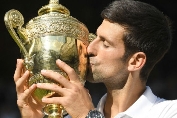Novak PONOVO naterao sportsku javnost širom sveta da mu se pokloni! (video)