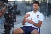 Novak: Želim u Pariz da stignem u top formi
