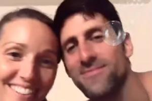 Novak i Jelena zapevali poznati hit Olivera Dragojevića! Poslušajte kako zvuči kada puste glas... (VIDEO)