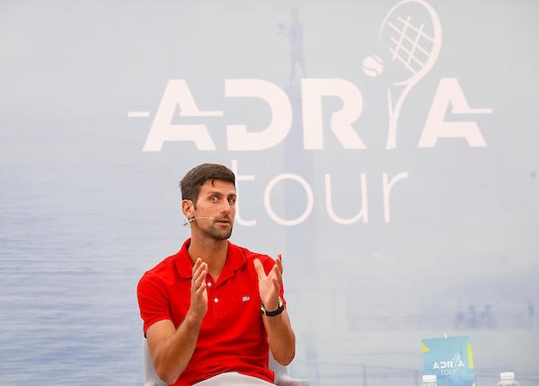 Novak je kao Real Madrid, kada te zove, ideš - peške!