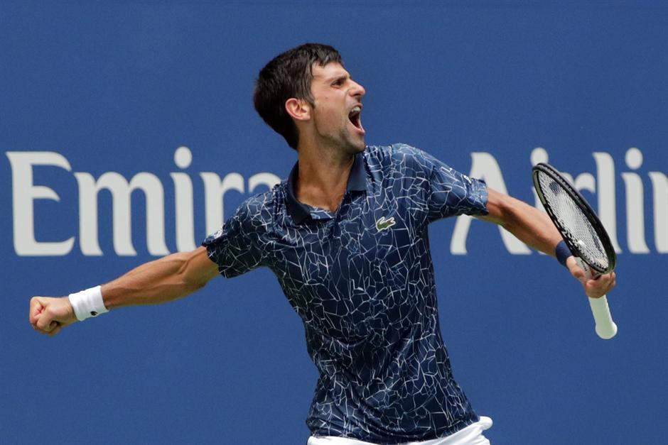 Novak kroz pakao do 13-0!