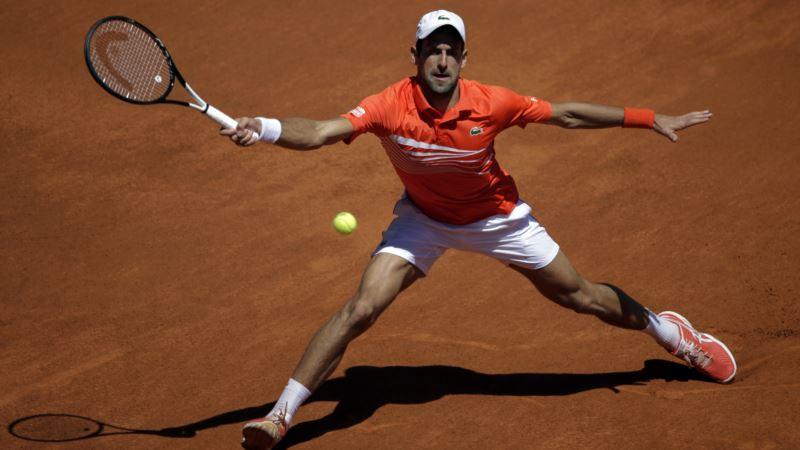 Dva meča, dva sata igre - Novak u četvrtfinalu Rima