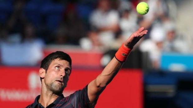 Novak se vratio i uspešno startovao u Tokiju