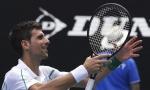"""Novak zasmejao celu """"Rod Lejver arenu"""" pričajući o teniskoj budućnosti Stefana i Tare: Još je rano za to, tako kaže moja žena"""