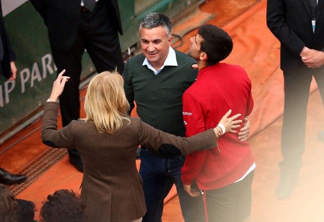 Novakov otac: Moj sin će biti najbolji teniser svih vremena