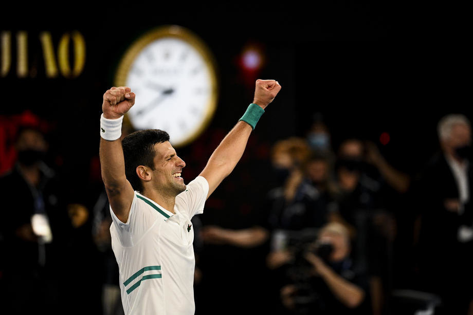 Novakov rekord za sva vremena - Đoković započeo 311. nedelju na vrhu ATP liste!