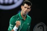 Novakova dominacija uz malo oscilacija