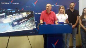 Novaković optužio Vučevića za trgovinu uticajem