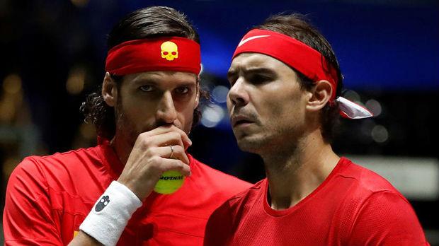 Nove dve pobede Nadala – Španija u finalu Dejvis kupa
