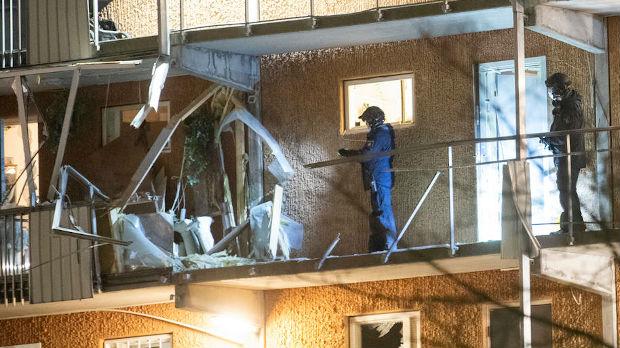 Nove eksplozije u Stokholmu – ima povređenih, oštećena imovina
