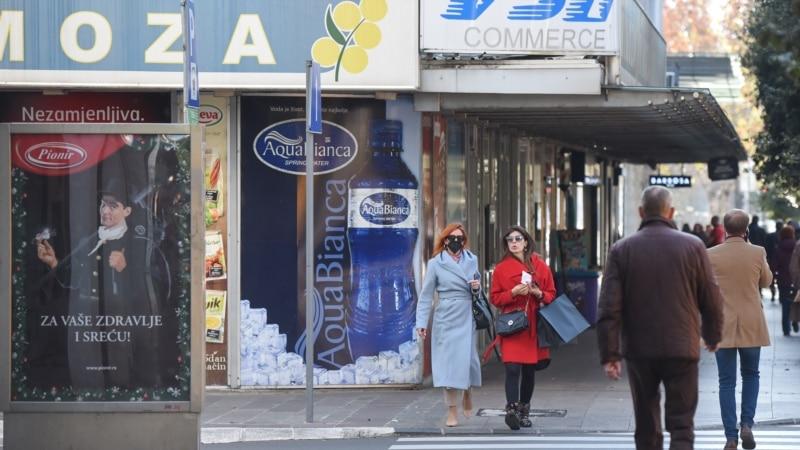 Nove epidemiološke mjere u Crnoj Gori od 25. septembra