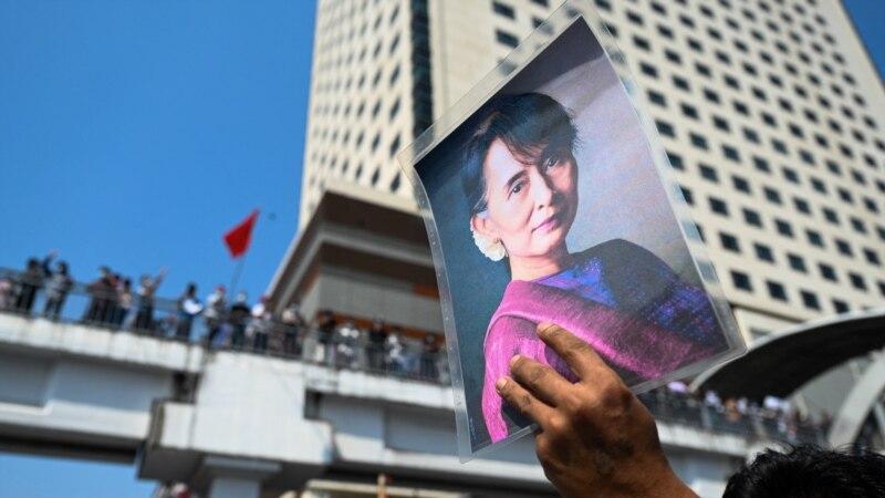 Nove optužbe vojne hunte protiv Aung San Su Ći