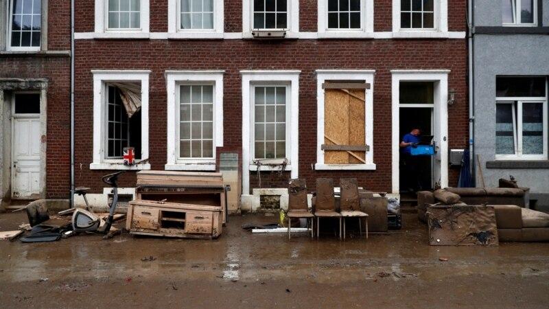 Nove poplave posle nevremena u Belgiji