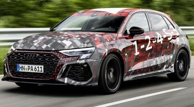 Novi Audi RS3 ima 400KS