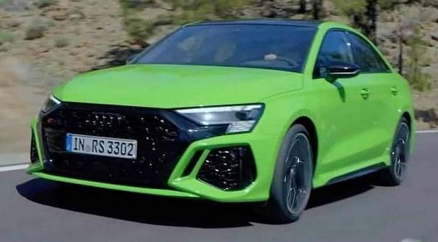 Novi Audi RS3 na novim slikama
