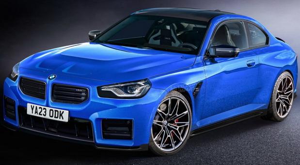 Novi BMW M2 krajem 2022. godine