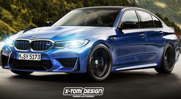 Novi BMW M3 (G80) sa 500KS