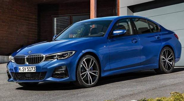 Novi BMW Serije 3: novi set fotografija
