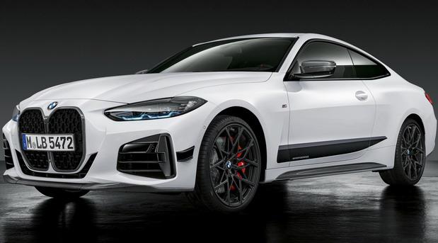 Novi BMW Serije 4 Coupe sa M Performance elementima