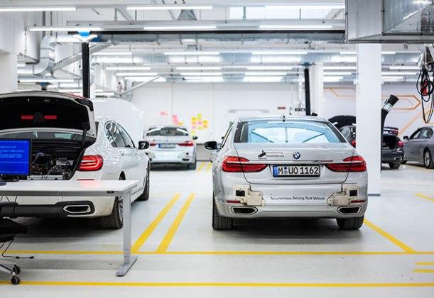 Novi BMW centar za usavršavanje autonomne vožnje