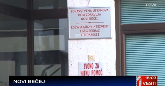 Novi Bečej: Broj Hitne pomoći bio isključen zbog duga