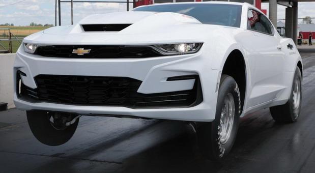 Novi Chevrolet COPO Camaro ima 9,4 litarski V8 motor