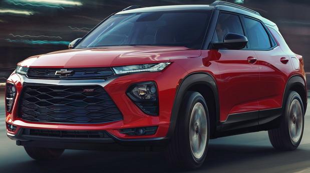 Novi Chevrolet Trailblazer