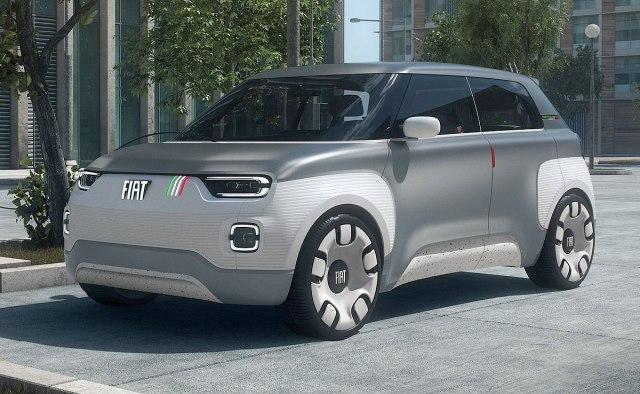 Novi FIAT Panda stiže za dve godine, a imaće i električnu verziju