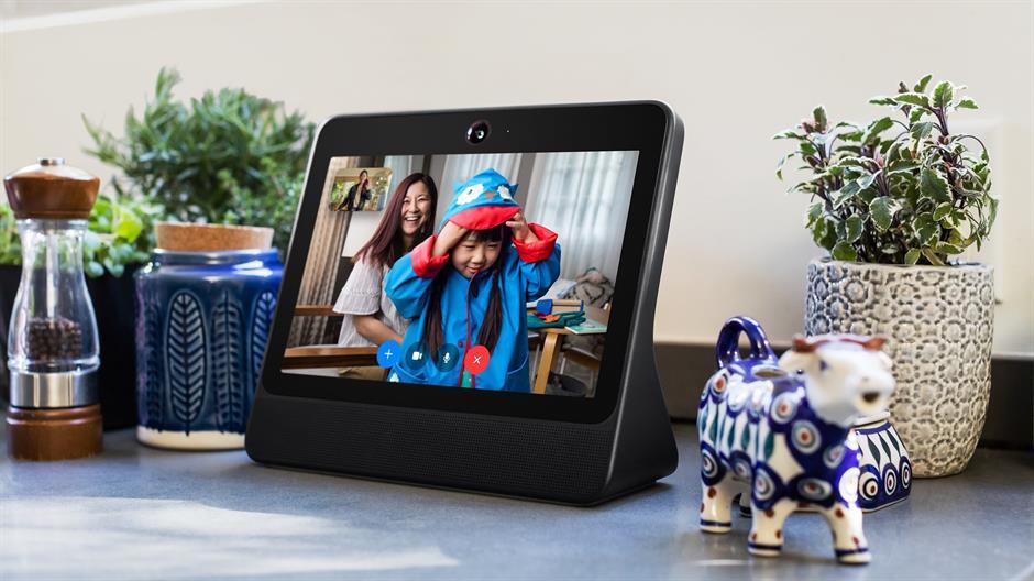 Novi Facebook uređaj: Video pozivi s kamerom koja vas prati