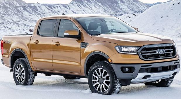 Novi Ford Ranger i zvanično