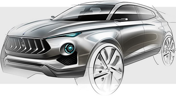 Novi Maserati SUV potvrđen za 2021. godinu