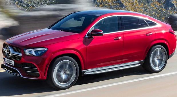 Novi Mercedes GLE Coupe