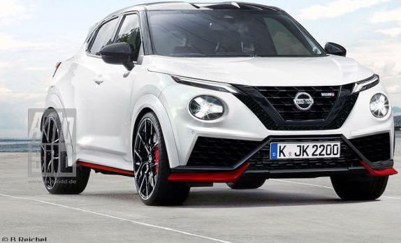 Novi Nissan Juke Nismo za sledeću godinu