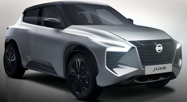 Novi Nissan Juke u prodaji sledeće godine