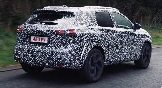Novi Nissan Qashqai: elektrifikovani pogonski sklopovi ubrzavaju budućnost najprodavanijeg evropskog crossovera