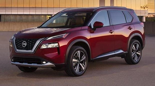 Novi Nissan Rogue / X-Trail na novoj slici