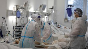 Novi Pazar: Blagi porast hospitalizovanih