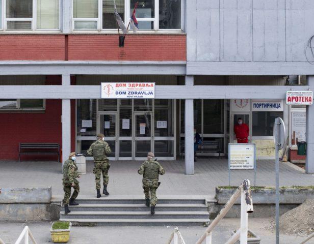 Novi Pazar: Među devet novooboljelih i dijete od 3 godine