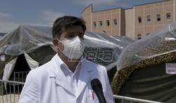 Novi Pazar: Od korona virusa umrlo deset ljudi u protekla 24 sata