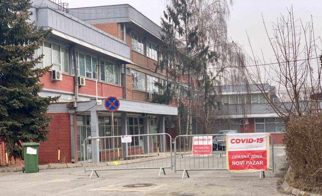 Novi Pazar: Od korone preminula još dva pacijenta