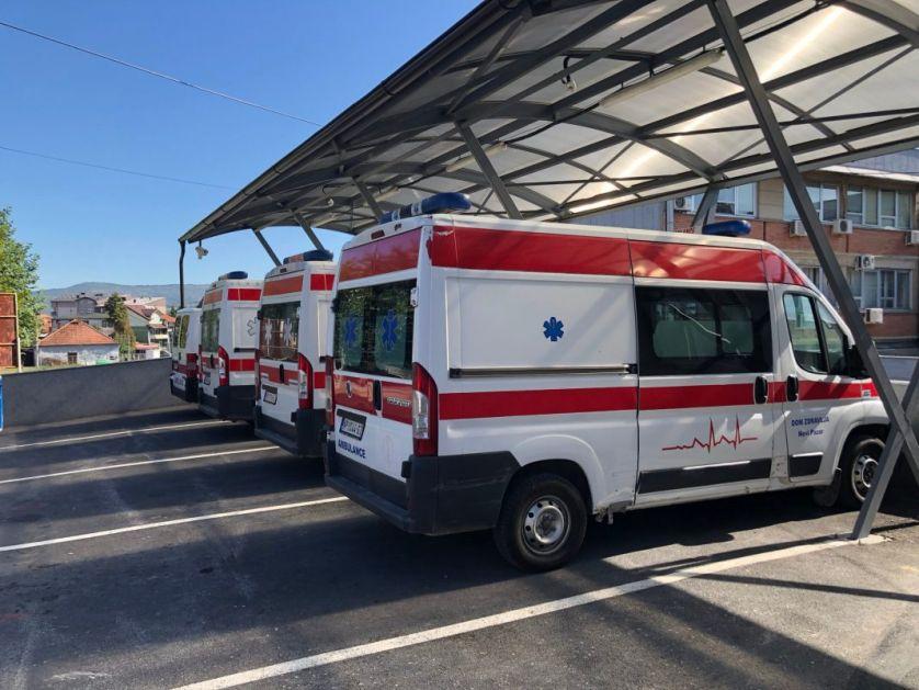 Novi Pazar: Raste broj pregleda u Covid ambulanti, preminuo jedan pacijent