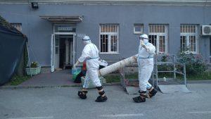 Novi Pazar: Stagnira broj hospitalizovanih, preminuo jedan pacijent